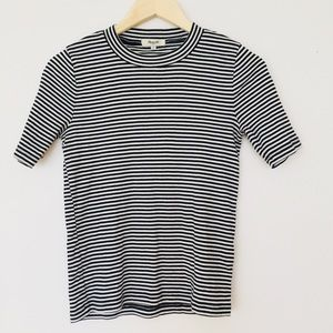 *3/$20 SALE* Madewell basic striped top